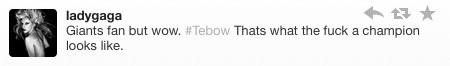 Gaga_tebow