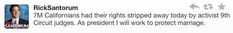 Santorumprop8tweet