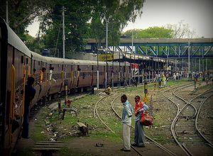 TrainInKhandwa