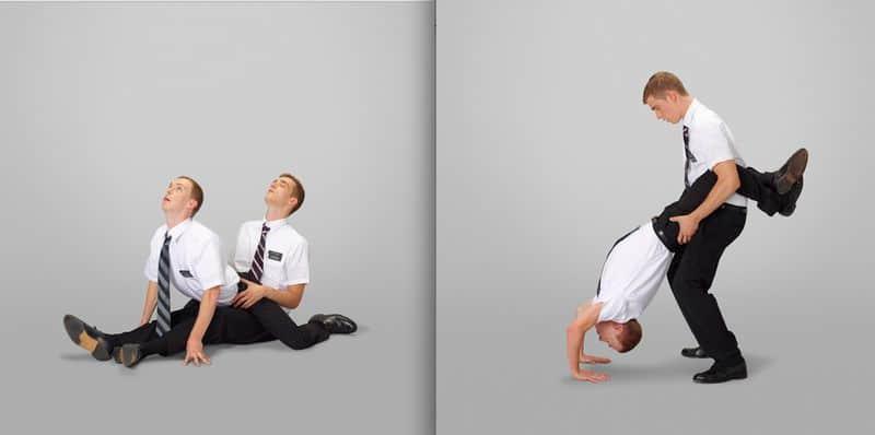 Missionary Pose