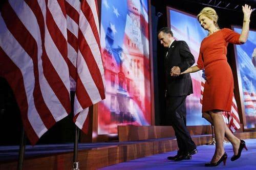RomneysLeaving