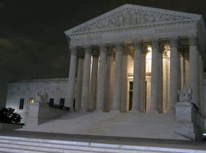 US-Supreme-Court-at-Night