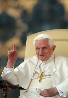 Popebenfinger