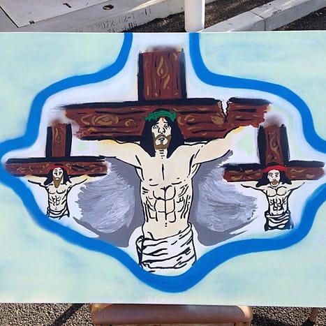 Jesus_brown