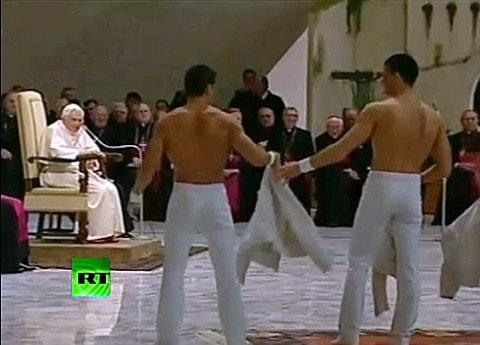 gay seminarians vatican