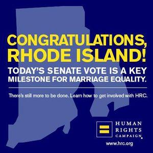 Rhode Island Equality