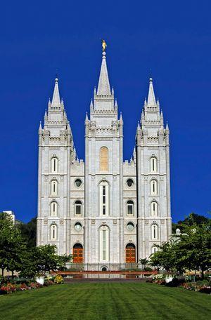 Mormon-Temple-Salt-Lake