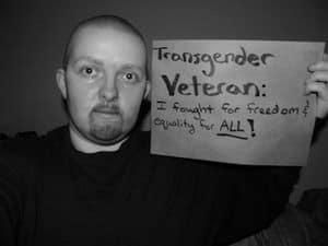 Trans military