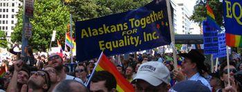 Alaska equality