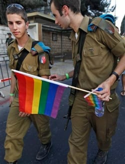 Israelisoldiersprideflag