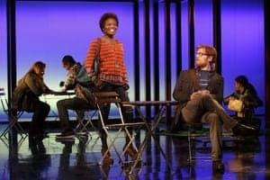 LaChanze and Anthony Rapp in IF THEN photo by Joan Marcus 801