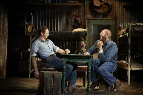 OF MICE AND MEN_ Photo by Richard Phibbs
