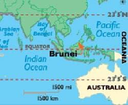 Brunei_map