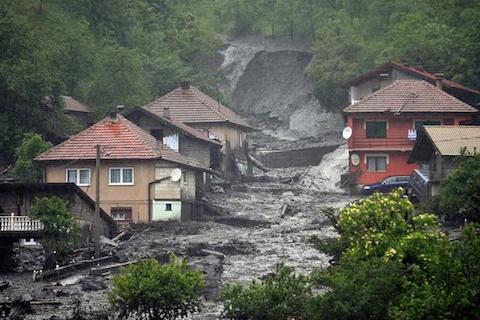 Balkan Floods