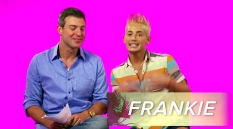 Frankie grande to appear on big brother
