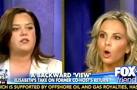 Former Co-Host Of 'The View' Elisabeth Hasselbeck Slams ...