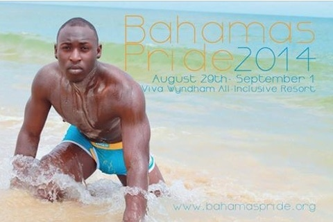Bahamas pride 2014