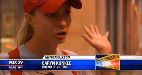 Philadelphia hate crime friend of victims