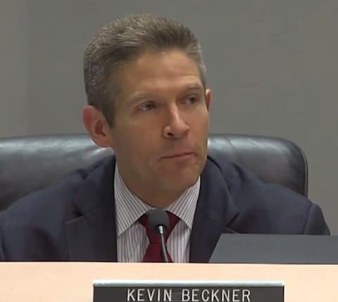 Kevin beckner