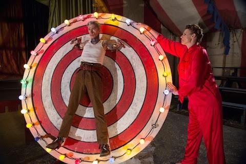 Bullseyewheel