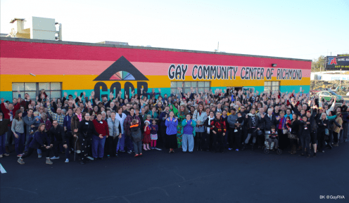 Richmond va gay community center
