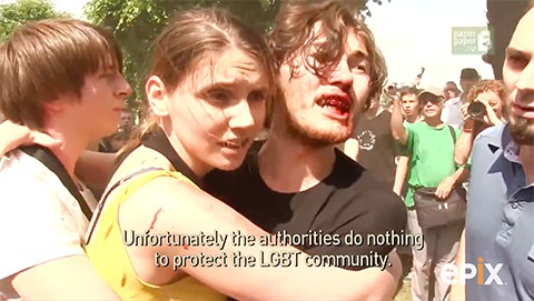 Russia Ignoring Anti-LGBT Hate Crimes, Which Have Spiked ...