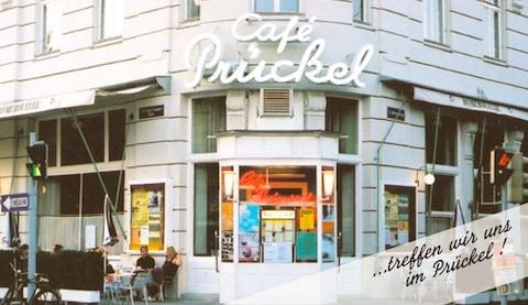 Café Pruckel vienna Austria