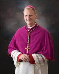 Bishop James V Johnston