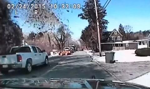 Exploding house NJ