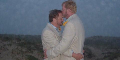 Paul Hard and David Fancher
