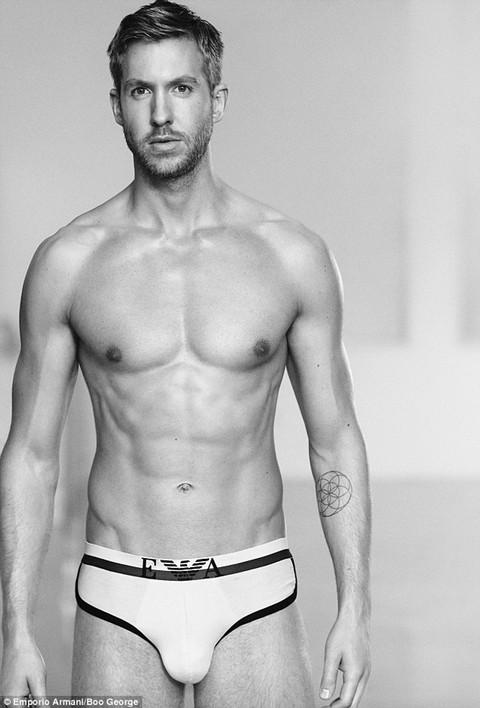 Calvin Harris Bares His Bulge In New Armani Underwear Ad: VIDEO - Towleroad  Gay News