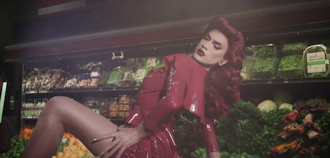 Rubber doll video