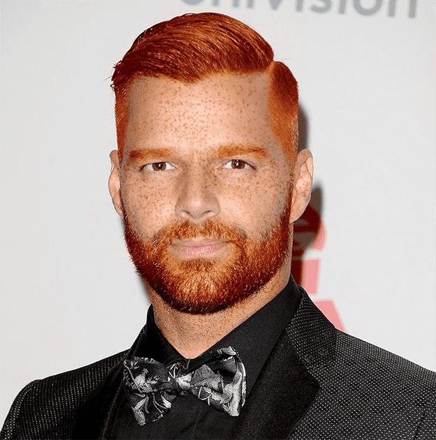 red hair gay men
