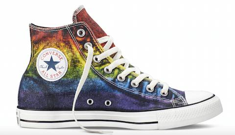Converse Unveils Its LGBT Pride Chuck