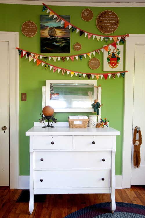kitchen cabinets albuquerque stand alone sink are you ready to decorate with apple green? - town ...