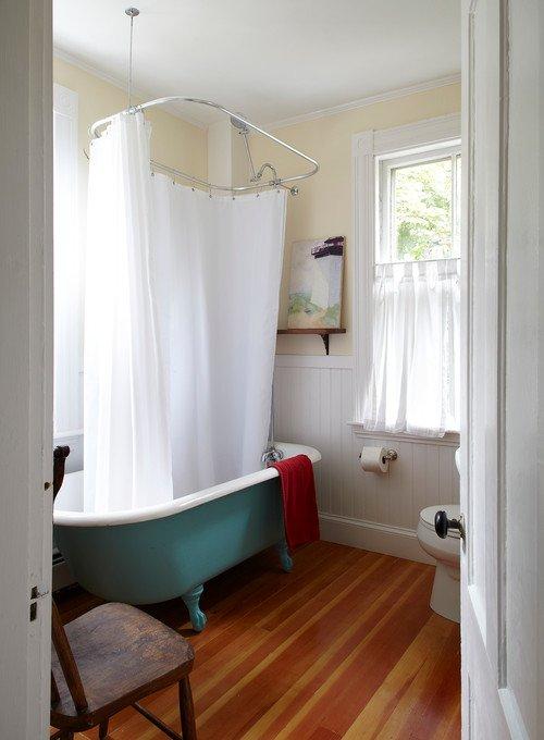 Farmhouse Style Bathroom Ideas Town Amp Country Living