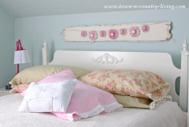 diy vintage style pillow cases town