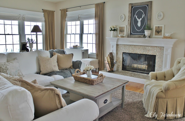 10 Living Rooms To Love  Town & Country Living
