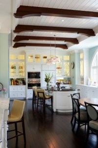 13 Ways to Add Ceiling Beams to Any Room - Town & Country ...