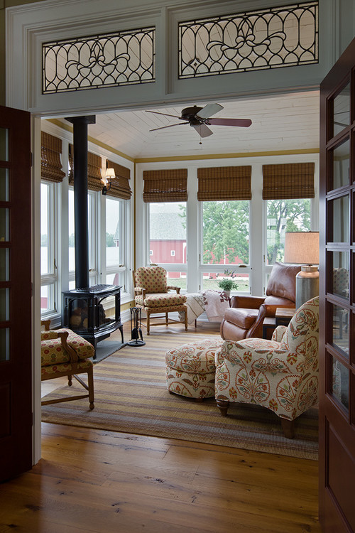 11 Pretty Sunrooms To Love Town Amp Country Living