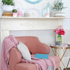 Cozy Chairs For Reading Pink Kids Chair Create A Nook Town Country Living How To Corner With Pretty Furniture And Accessories