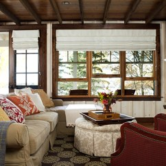 Lake House Living Room Photos Design Modern Style Minnesota Charming Home Tour Town Country