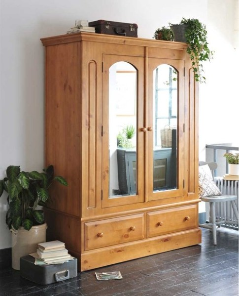 country style bedroom armoire Country Home Furnishings by The Cotswold Company - Town & Country Living