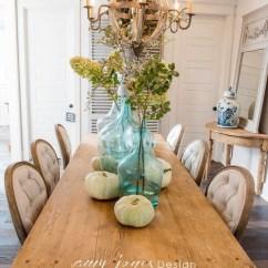 Rustic Leather Sofas Sofia Sofa Tesco Randolph Cottage: Charming Home Tour - Town & Country Living