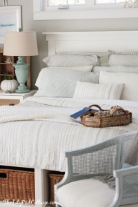 Cozy Comfy Bedding That's Oh So Pretty - Town & Country Living