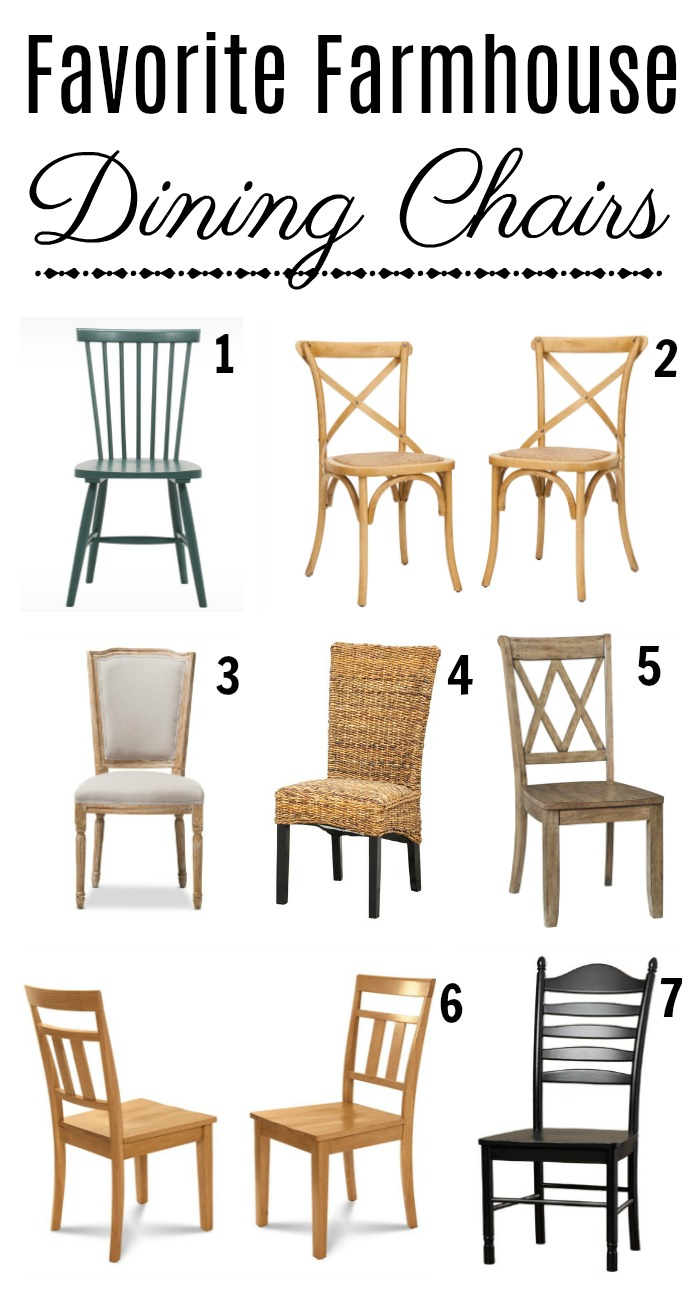 farmhouse dining chairs outdoor chair cusions room decor ideas town country living for a new space