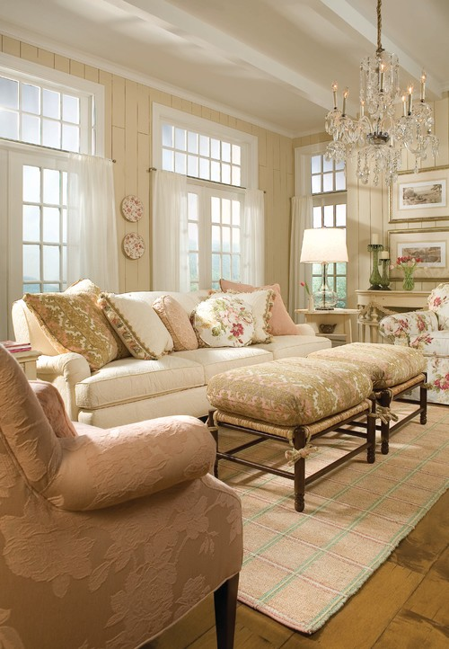 country style rooms for