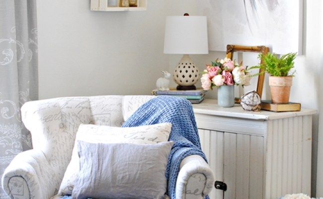 Simple Steps To Spring Decorating How To Guide Town