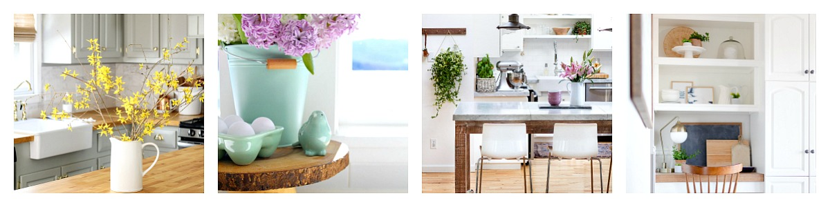 Spring Styling Tour - Kitchens