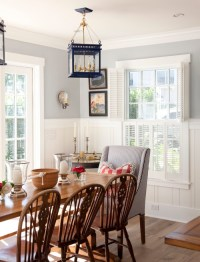 Decorating with Ticking Stripe - Town & Country Living